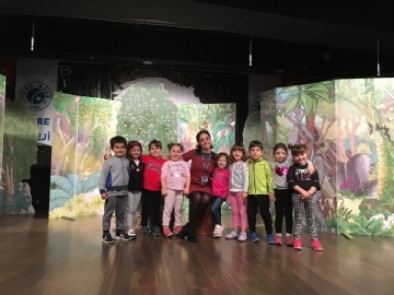 """Song of the Forest"" Theater Play"